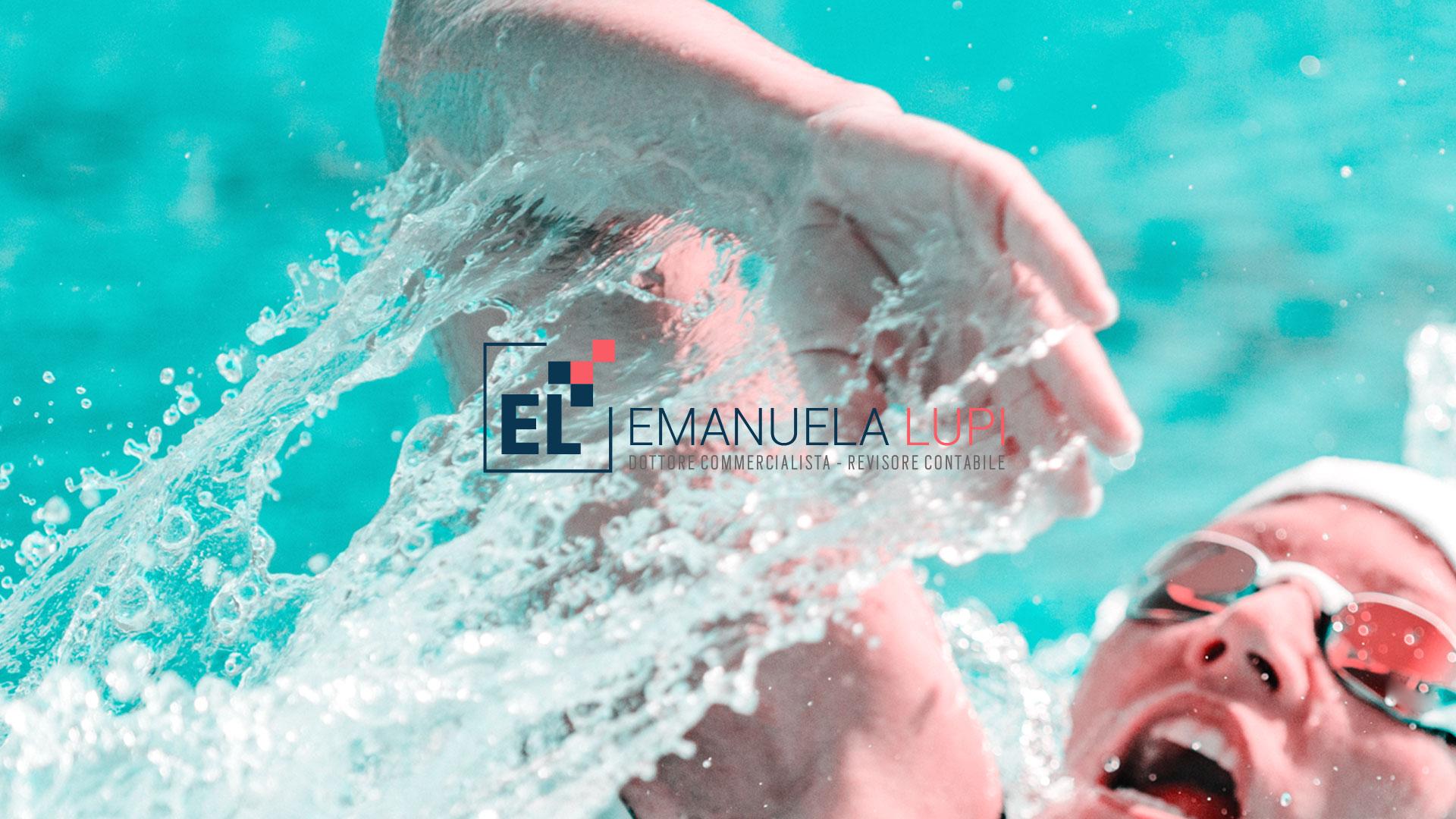 Commercialista Emanuela Lupi - Branding e immagine coordinata Bologna
