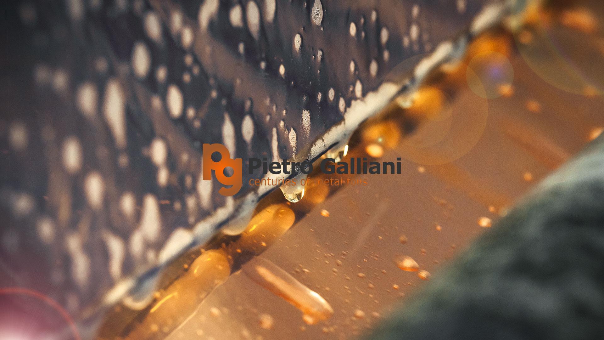Pietro Galliani - Restyling immagine aziendale - Studio FLO