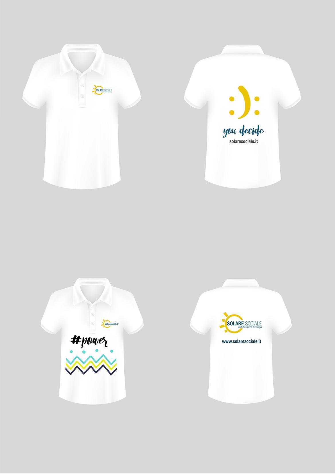 Solare Sociale Branding del gruppo